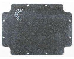 Montageplatte für Kasten Gewiss 240x190mm GW44616