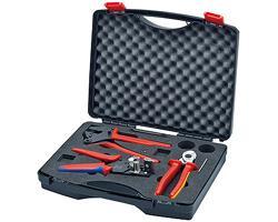 Knipex Werkzeugkoffer 97 91 01