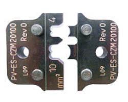 Multi-Contact Crimpeinsätze MC4 (4/10 mm²) PV-ES-CZM-20100