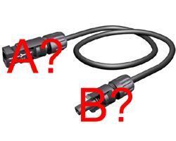 Maßgefertigte PV-Kabel 6 mm²